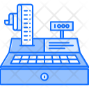 Cash Register Cashbox Icon