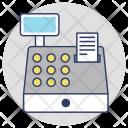 Adding Machine Cash Icon