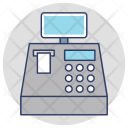 Adding Machine Cash Icon
