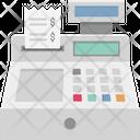 Cash Register Cash Till Till Supplier Icon