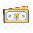 Money Stack Cash Stack Banknote Icon