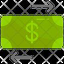 Cash Transfer Icon