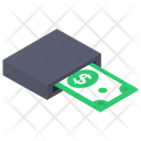 Cash Wallet Icon