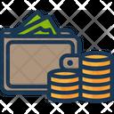 Cash Finance Money Icon