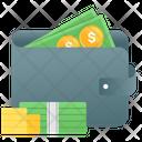 Cash Wallet Icon