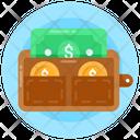 Pochette Notecase Wallet Icon