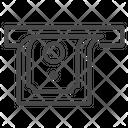 Atm Cash Digital Icon