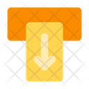 Withdraw Cash Collect Icon