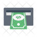 Withdraw Cash Atm Icon