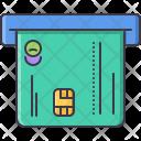 Atm Credit Bank Icon