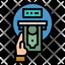 Atm Money Cash Icon