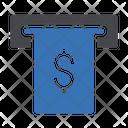 Cash Withdrawl Icon
