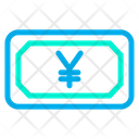 Cash Yen Icon