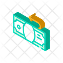 Money Banknote Purchase Icon