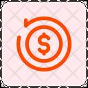 Cashback Money Refund Icon
