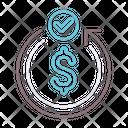Cashback Guarantee Icon