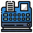Cashbox Cashier Machine Icon Icon