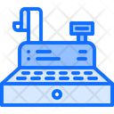 Cashbox Cash Scanner Icon