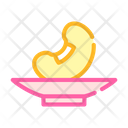 Soy Bean Plate Icon