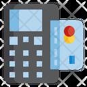 Cashier Credit Card Icon
