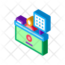 Table Business Cashier Icon