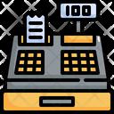 Cashier Machine Payment Icon