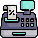 Cash Register Cashier Cashbox Icon