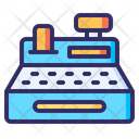 Cashier Payment Store Icon