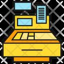 Cashier Payment Machine Icon