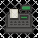 Cashier Machine Icon