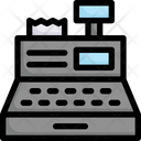 Cashier Machine Cash Register Cashier Icon