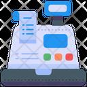 Cashier Machine Cashier Payment Icon