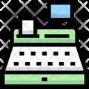 Money Collector Sales Machine Icon
