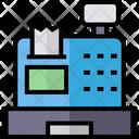 Cashier Machine Technology Icon