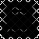 Cashier print Icon