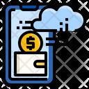 Cashless society Icon