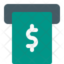 Cashout Cash Money Icon