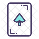 Casino Playing Card Icon