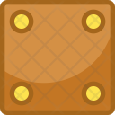 Casino Dice Cube Icon