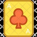 Casino Gambling Playing Icon