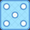 Casino Dice Cube Icon