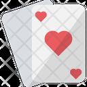 Casino Casino Card Heart Card Icon