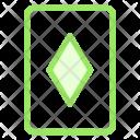 Casino Casinocard Diamondcard Icon