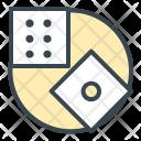 Casino Dice Play Icon