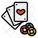 Poker Casino Card Icon
