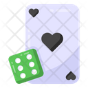 Poker Casino Gambling Icon