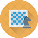 Casino Board Chess Icon