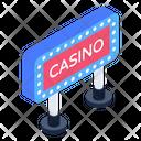 Casino Board Icon