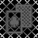 Casino Card Icon