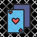 Card Casino Game Icon